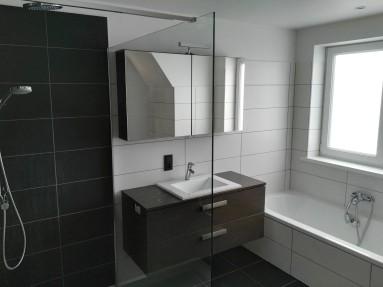Plaatsing badkamer - plaatsing van tegels & badkamermeubels