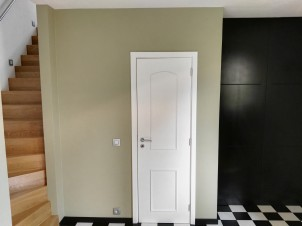 Renovatie & schilderwerken inkomhal